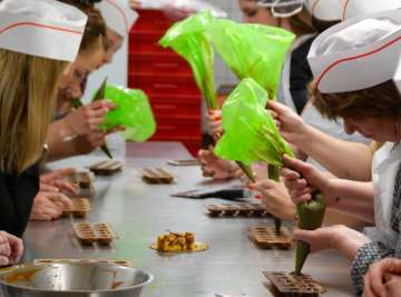 Chocolade Workshop