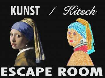 Escape Room: Kunst & Kitsch