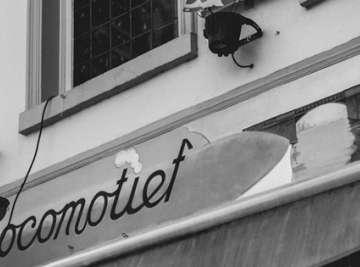 Café de Locomotief
