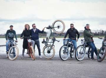 Blast Bike Tour