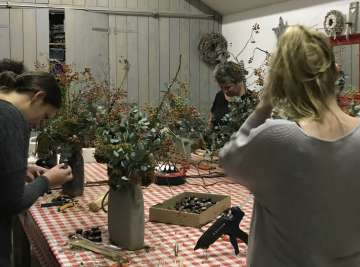 Workshop Bloemschikken