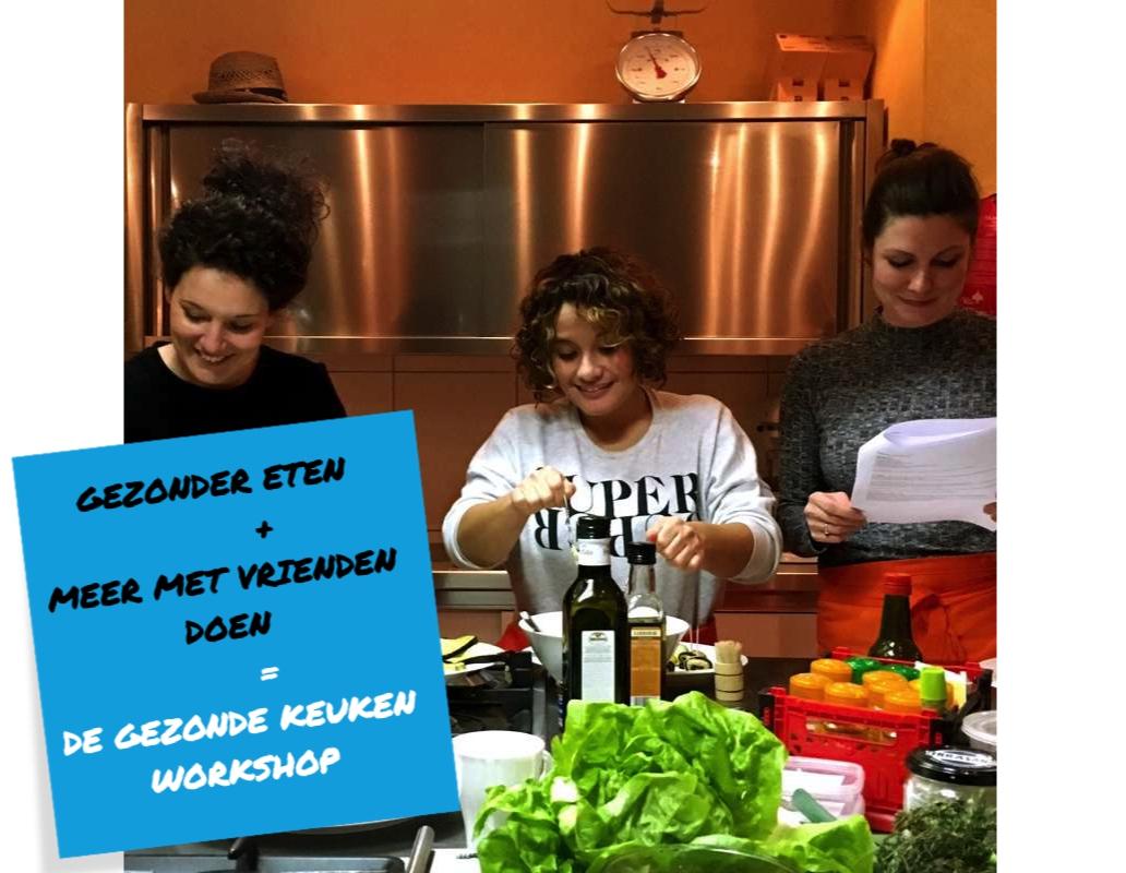 De Gezonde Keuken Workshop